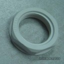 NYLON HEX FLANGE NUT M25*1.5